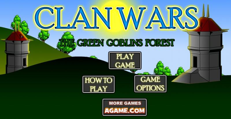 Clan wars goblin forests